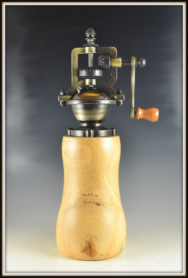 "Pepper Grinder ""Antique"" Style #2033"