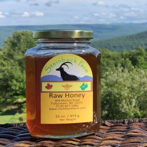 Steinbock Farm Honey 1 lb